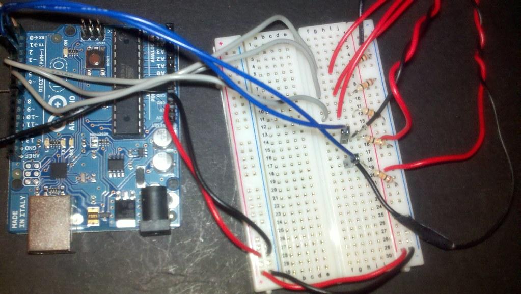 AMNH Prototyping -- Looks like Arduino Hacking