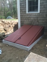 2. Bulkhead installed
