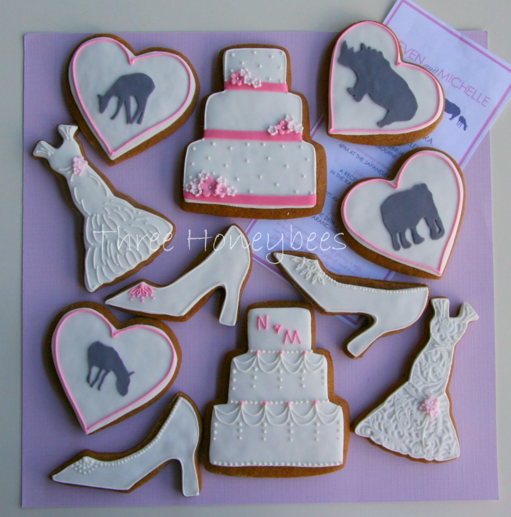 Shelly's Wedding Cookies