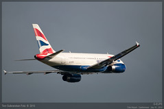 British Airways - G-EUPE - A319-100 (Tom McNikon) Tags: airbus british ba airways britishairways osl gardermoen a319 engm airbus319 a319100 geupe airbus319100 osloairportgardermoen