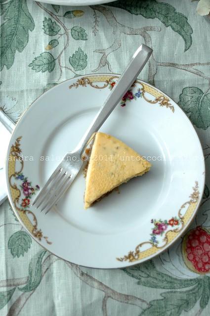 quasi una cheesecake al lime :)