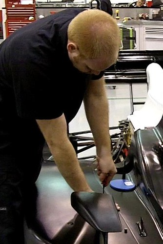 Andretti Autosport's Josh Freund