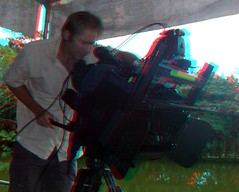 3D Film Factory's 3D-BS Indie Rig & Sony EX3 cameras (anaglyph photo) (3D FILM FACTORY - 3D Rigs & Production) Tags: stereoscopic 3d stereo camerarig 3dcamera stereocamera 3dcam 2cameras threed twocameras stereocam 3dvideo stereoscopic3d stereocameras stereorig 3dcameras pstechnik 3dcamcorder 3dvideos 3ddigitalcamera camera3d 3dcamerasystems 3dcamerarigs 3drigs 3dfilmfactory 3drig 3dcamerarig 3dvideocamera 3ddigitalcameras stereoscopic3dcamera new3dcamera 3dfilmfactorycom 3dvideocameras 3dcamcorders affordable3dcamera professional3dcamera cameras3d digital3dcameras diycamerarigs digitalcamera3d 2camerarig stereoscopic3drig stereo3dcamera stereoscopicfilmingelephantsinwiththefactorys3dbsindiebeamsplitterrigandpanasoicgh1