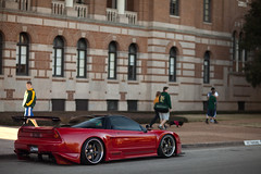 Henry's NSX (Danh Phan) Tags: red honda houston henry nsx nextstage maydaygarage