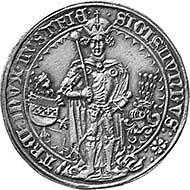 Archduke Sigismund Rich coin obverse
