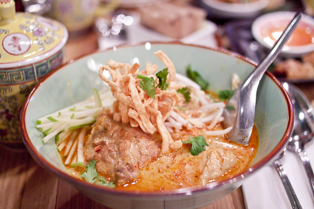 pure thai khao soi