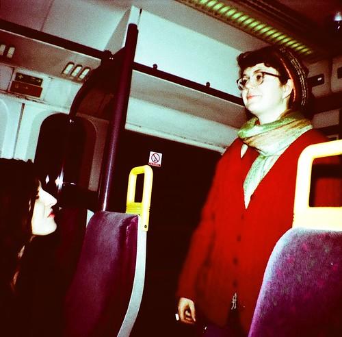 Strangers on a Train by moogiemedia