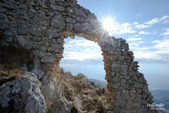 Rocca Calascio (Polym@r74) Tags: tibet piccolo rocca abruzzo calascio