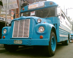 Shooting Bus (Bus Ticket Collector) Tags: bus philippines oldschool international longnose internationalharvester stacruz vintagebus diehards pbpa shootingbus intelproduction philippinebusphotographersassociation