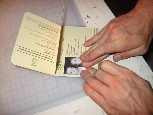 Passport Wedding Invitations » Decor Adventures