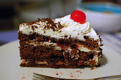 Slide (su-lin) Tags: food cake cherry dessert blackforest schwartzwalder kirschtorte