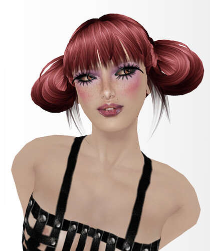 *LpD* Skins - *Melania* Special Pink for Chic Boutique