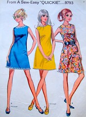McCall's pattern book November 1969 (ngaire.b) Tags: 1969 fashion mod mccalls patternbook