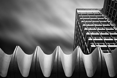 Teeth (96dpi) Tags: blackandwhite bw berlin monochrome composite architecture fake alexanderplatz architektur sw schwarzweiss compositing composing