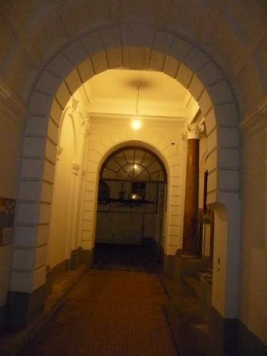Wien, 9. Bezirk, House Entrance, Entrata di una Casa, Entrée d'une Maison, Entrada de una Casa (Liechtensteinstraße)