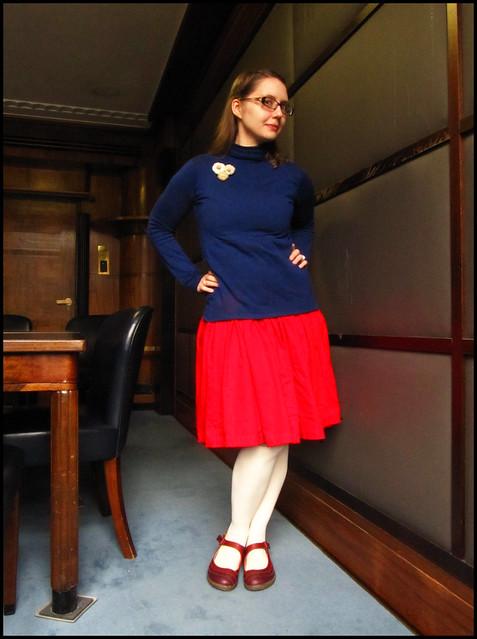 Capsule wardrobe day 9