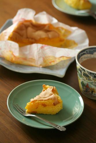 half-baked castella
