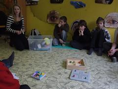Beseda na Tyršově základní škole v Brně-Zábrdovicích, 3. 2. 2011