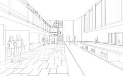 Interior, Main Space