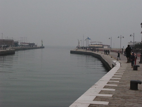 Harbour in the Fog !!!!