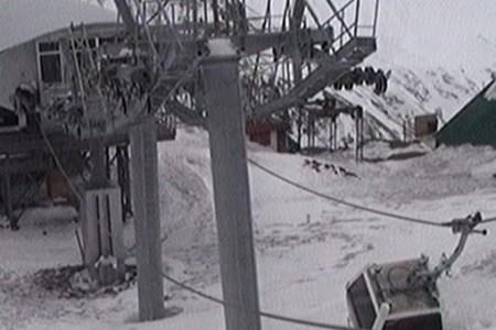 Elbrus - teror v lyžařském středisku