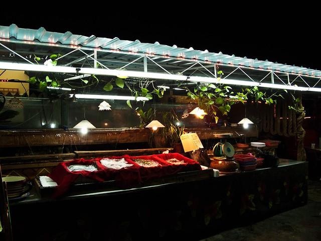 IMG_0583 A Malay seafood restaurant,Penang