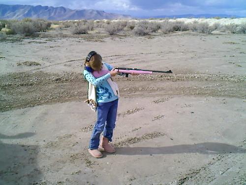 The Pink Gun - .22 Rifle/Rimfire Discussion