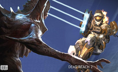 Dead Reach 2 (mantidboy) Tags: 2 pet game magazine dead space halo exotic cover parody reach crossover informer