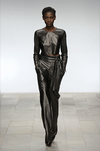 Mark Fast AW11 - Look 10