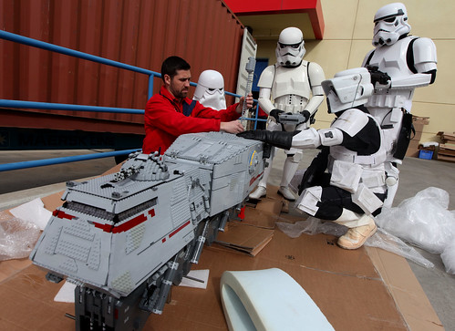 Star Wars Miniland Unload 1