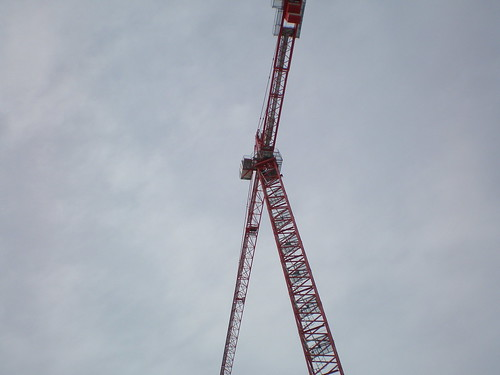 The Moderne Tower Crane