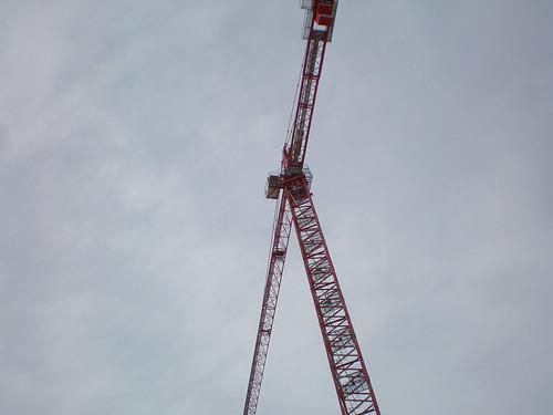 The Moderne Tower Crane