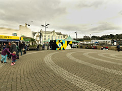 The Lemon Quay, Truro Container (dott shot) Tags: design cornwall container truro cds2011