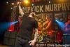 Dropkick Murphys @ The Fillmore, Detroit, MI - 02-24-11
