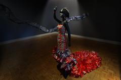 """Cease & Desist"" at Montalvo Art Center (fcphoto) Tags: california usa art mannequin clothing model dress display saratoga center exhibition villa montalvo cease villamontalvo desist sonyalpha fcphoto villamontalvoartcenter"
