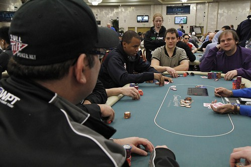 8262 Mike Matusow and Phil Ivey vs. John Leathart