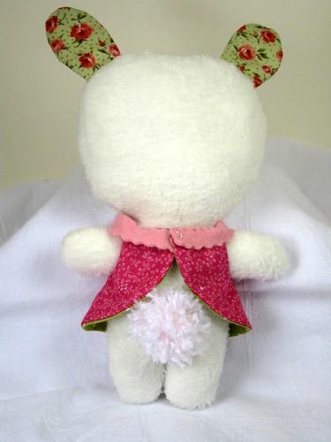 Fluffy Stuffy Bunny Back