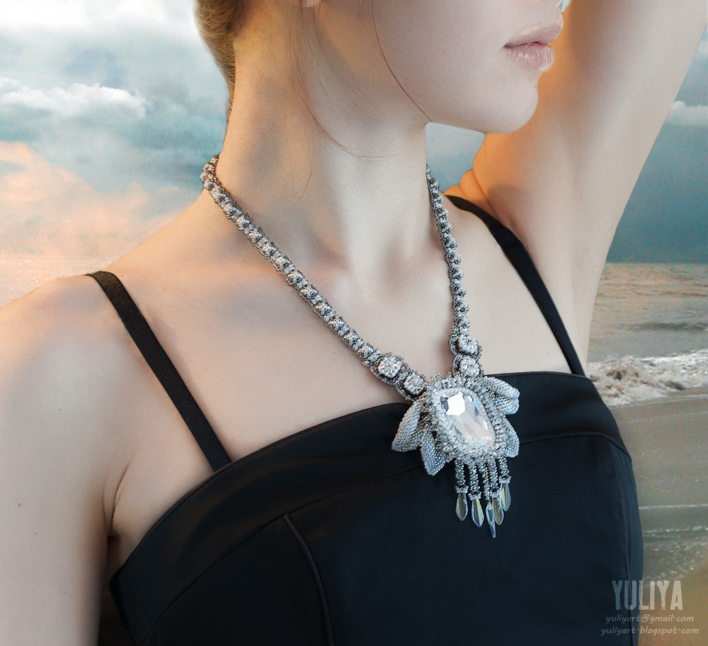 necklace Empress of Ice