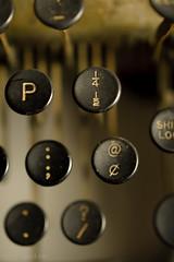 Still LIfe_042_20110123 (T. Scott Carlisle) Tags: old typewriter vintage remingtonrand tscottcarlisle tscottcarlislecom