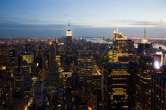New York City Twighlight