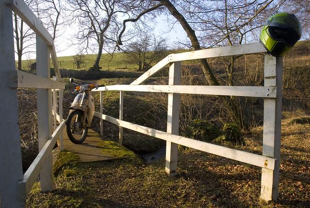 Aroond East Lothian Scotland Adventure Rider