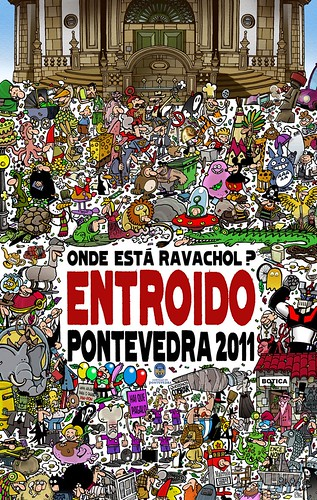Pontevedra 2011 - Entroido - cartel