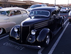 1936 Ford Coupe (1965 2+2) Tags: california cruise ford 1936 socal mission el southerncalifornia missionviejo viejo coupe toro fuddruckers eltoro california cruisein fivewindow in cruise 1936fordcoupe 36ford eltororoad ford1936 36coupe 1936hotrod 36hotrod 36fivewindow ford1936 1936lowtop