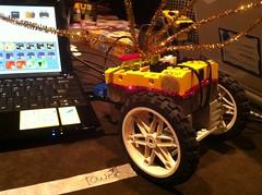 TangibleK programmable robot for kindergartners