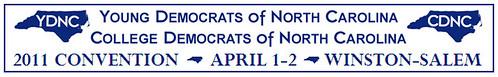 2011 YDNC/CDNC Convention Banner