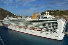 Cruise ship: P&O Cruises Azura (blmiers2) Tags: cruise nikon ship d3100 pocruisesazura blm18 blmiers2