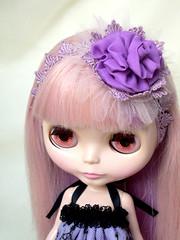 Purple Vivien