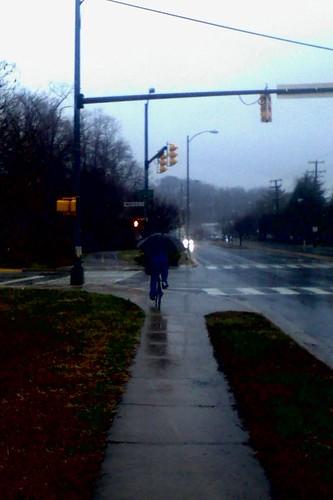 Ridin' In The Rain