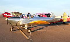 Ercoupe 415-C N2678H (ChrisK48) Tags: airplane aircraft 1946 cgz kcgz casagrandeaz ercoupe415c casagrandemunicipalairport cactusflyin2011 n2678h