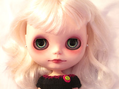 Ghost Girl - the traveling Blythe